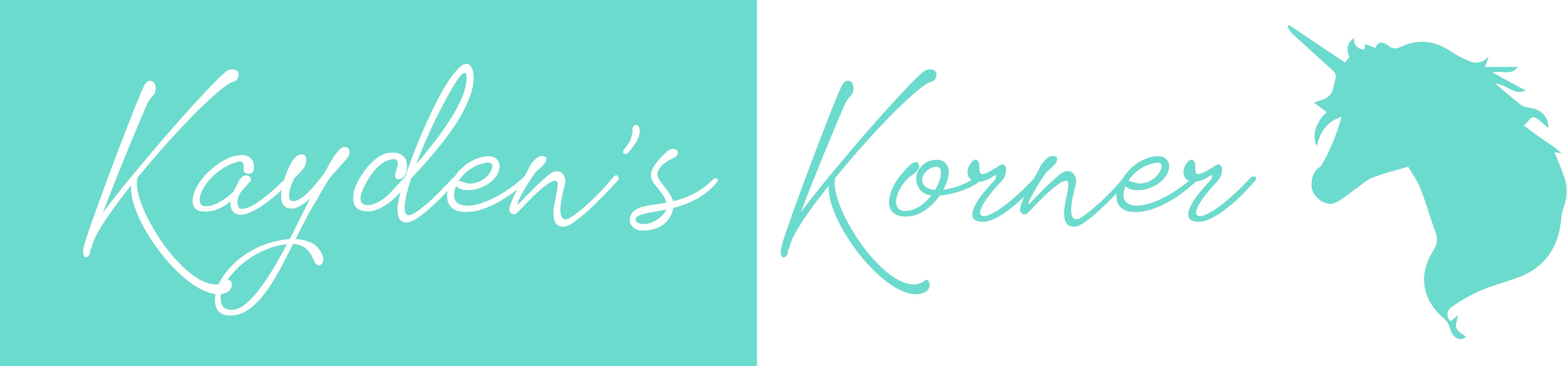Kayden's Korner